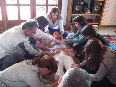trattamento reiki di gruppo