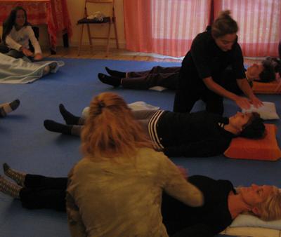 trattamento reiki di gruppo 2